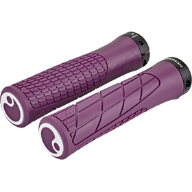 Ergon GA2 Grips purple reign